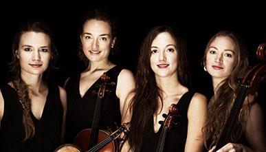 Nightingale String Quartet, Denmark/Germany, ...
