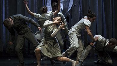 Scottish Dance Theatre, UK, 2014