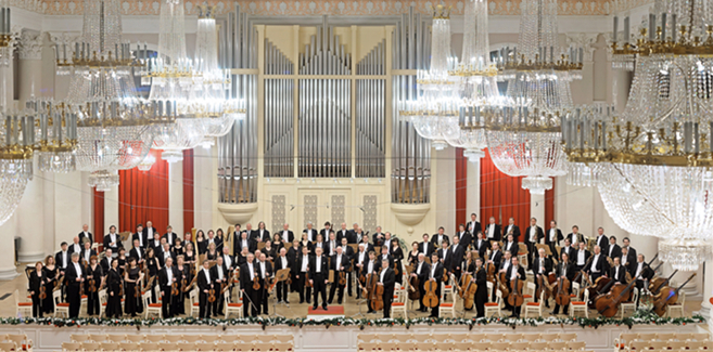 St.Petersburg Symphony Orchestra0414